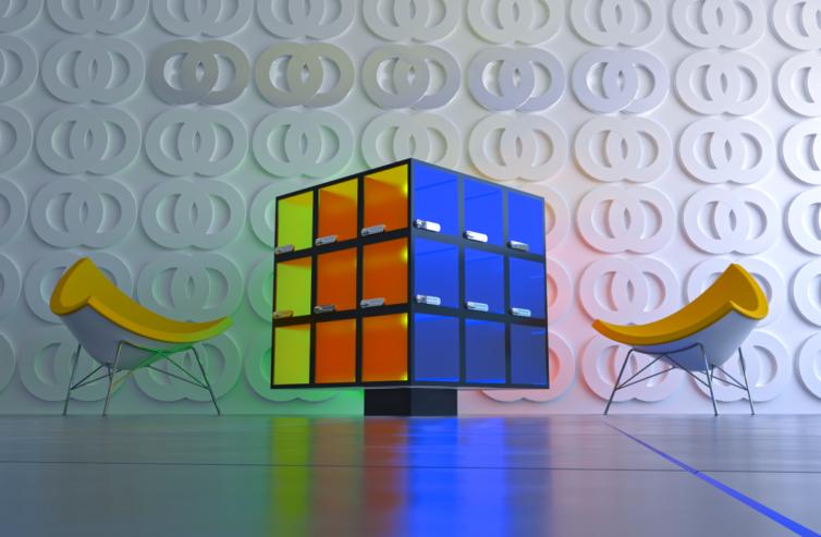 Rubik XXL
